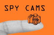 SPY CAMS NEW