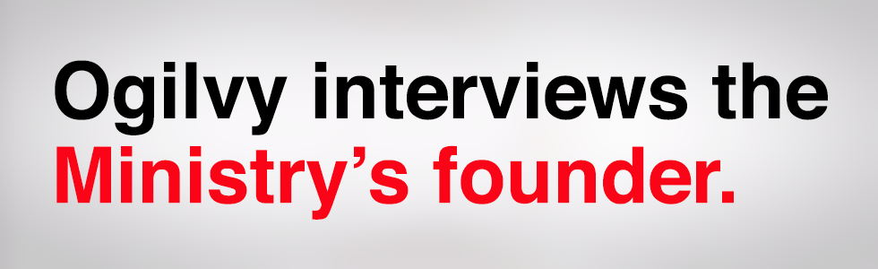 fun slide ogilvy interviews ministry founder