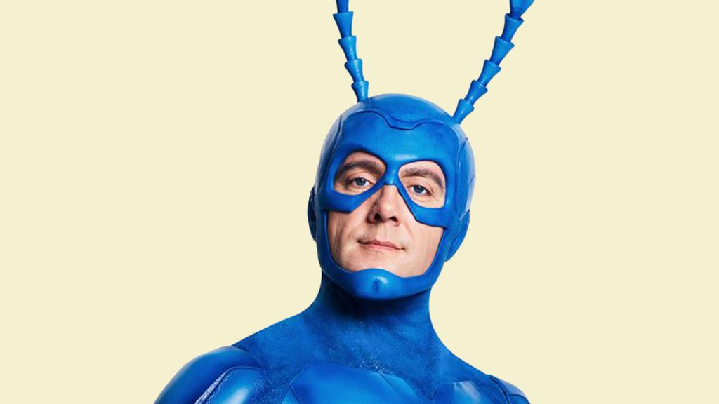 The Tick superhero